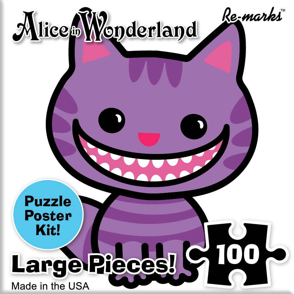 Cheshire Cat Movies / Books / TV Jigsaw Puzzle