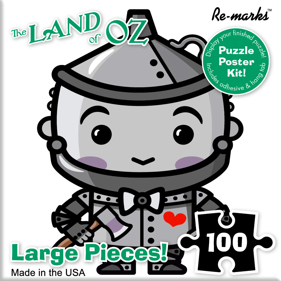 Tin Man Movies / Books / TV Jigsaw Puzzle