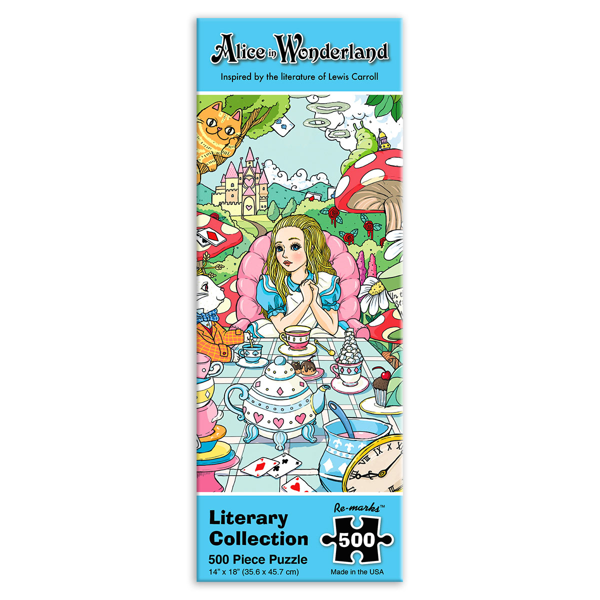 Wonderland Movies / Books / TV Jigsaw Puzzle
