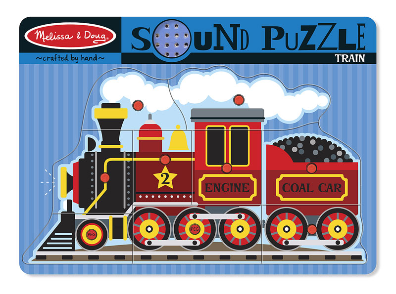 Train Trains Jigsaw Puzzle