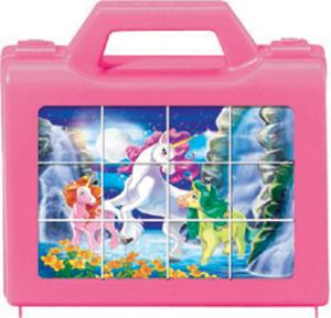 Land of Unicorns - Cube Puzzle Fantasy 3D Puzzle