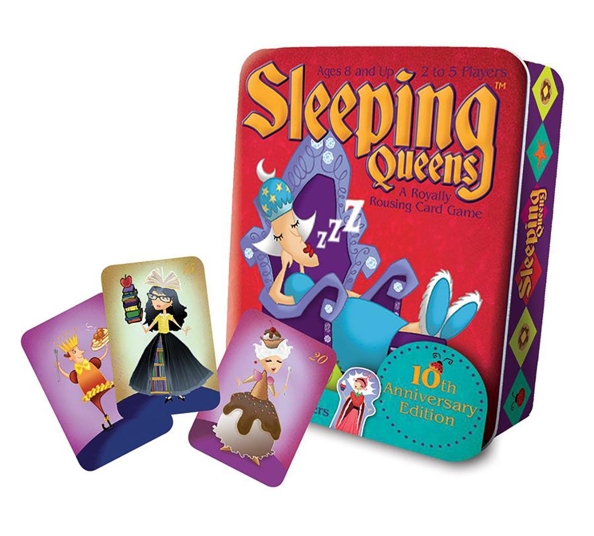 Sleeping Queens Anniversary Edition Fantasy