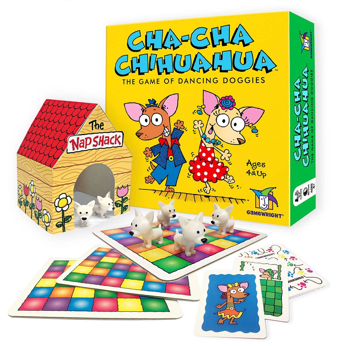 Cha-Cha Chihuahua