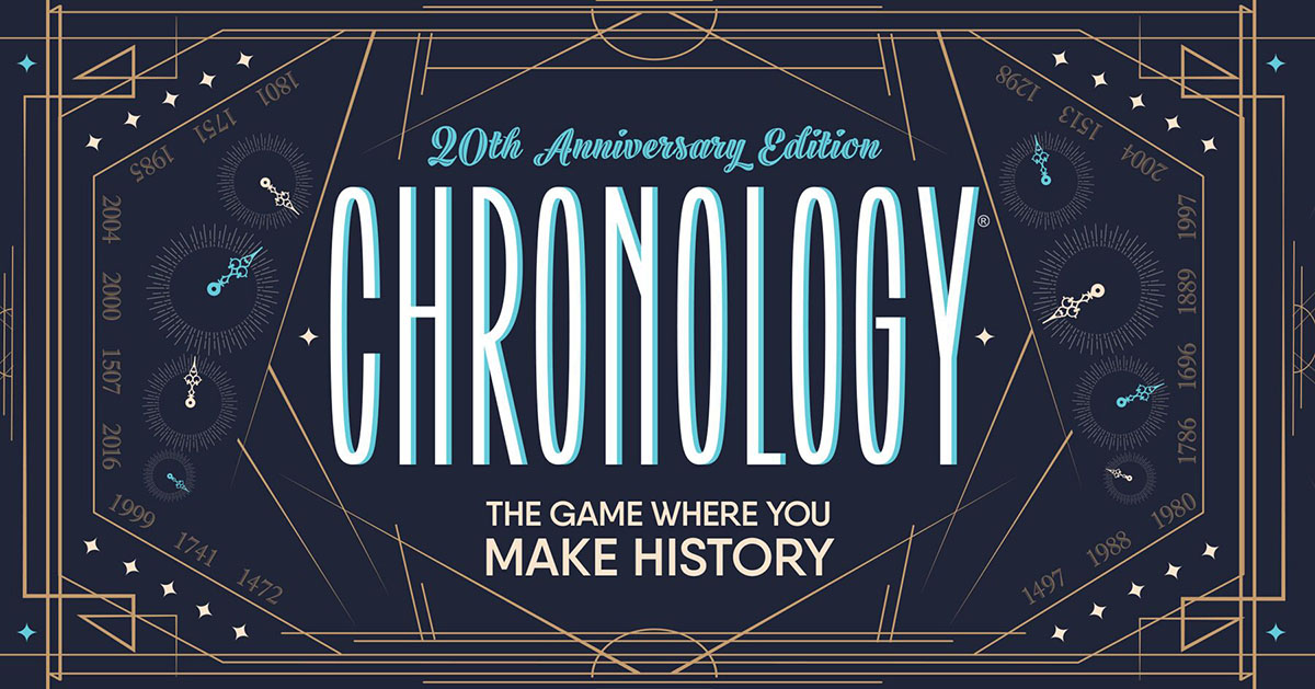 Chronology - The Game of All Time