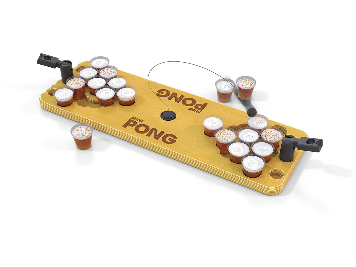 Mini-Pong - Scratch and Dent