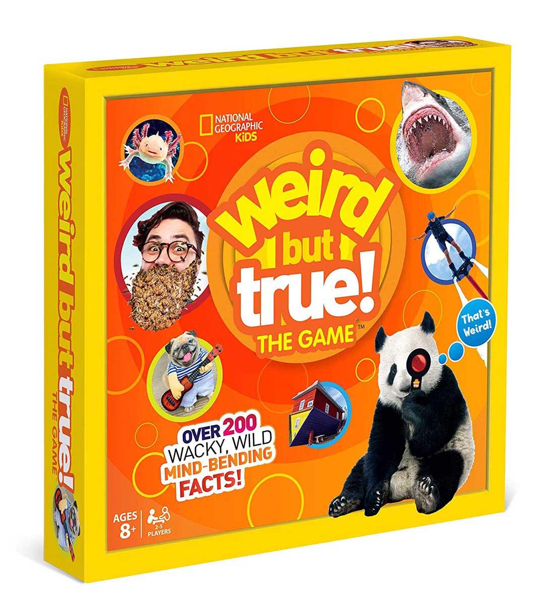 Weird But True Game