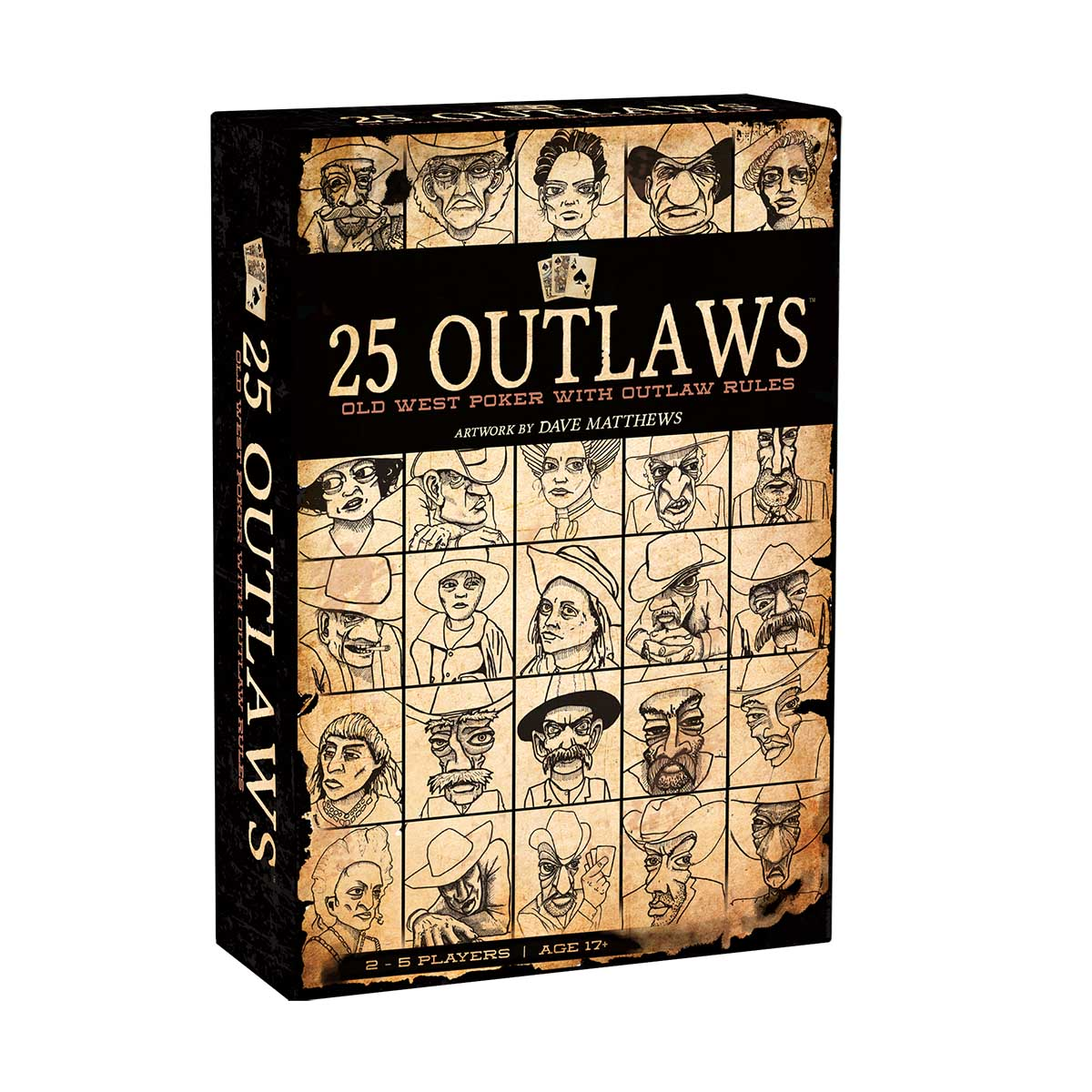 25 Outlaws - Scratch and Dent