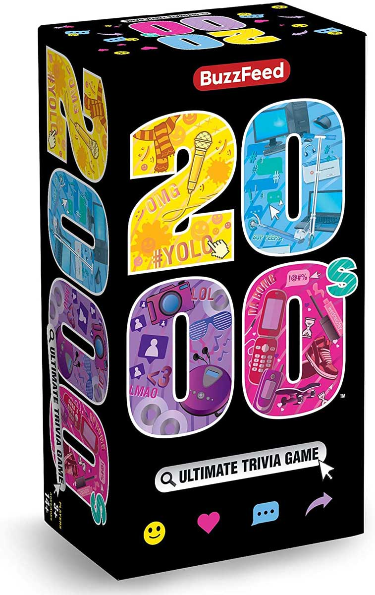 2000's - Pop Culture Trivia Game