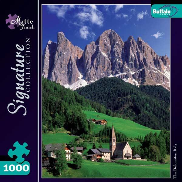 Dolomites Italy Jigsaw Puzzle