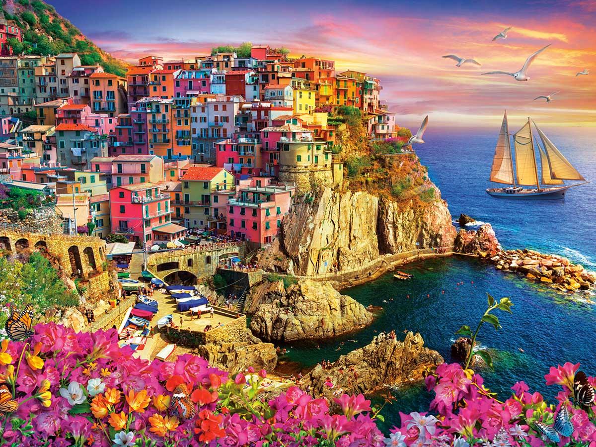 La Bella Vita Italy Jigsaw Puzzle