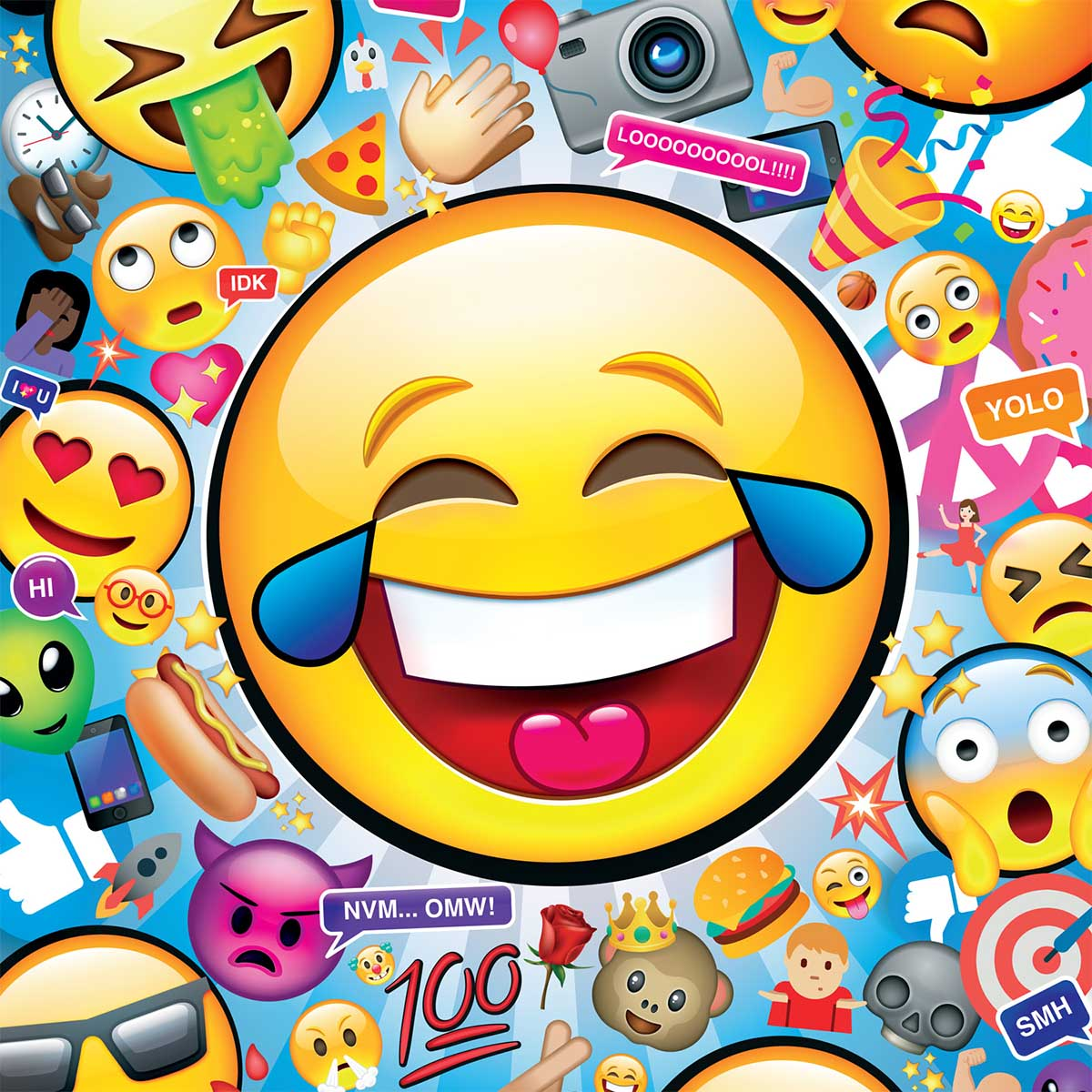Emojis Graphics / Illustration Jigsaw Puzzle