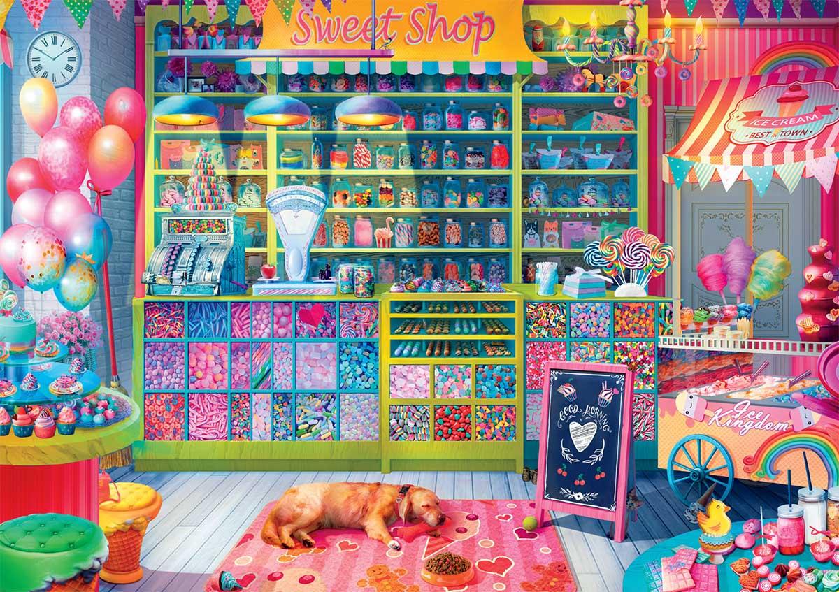 Sweet Treats Sweets Hidden Images