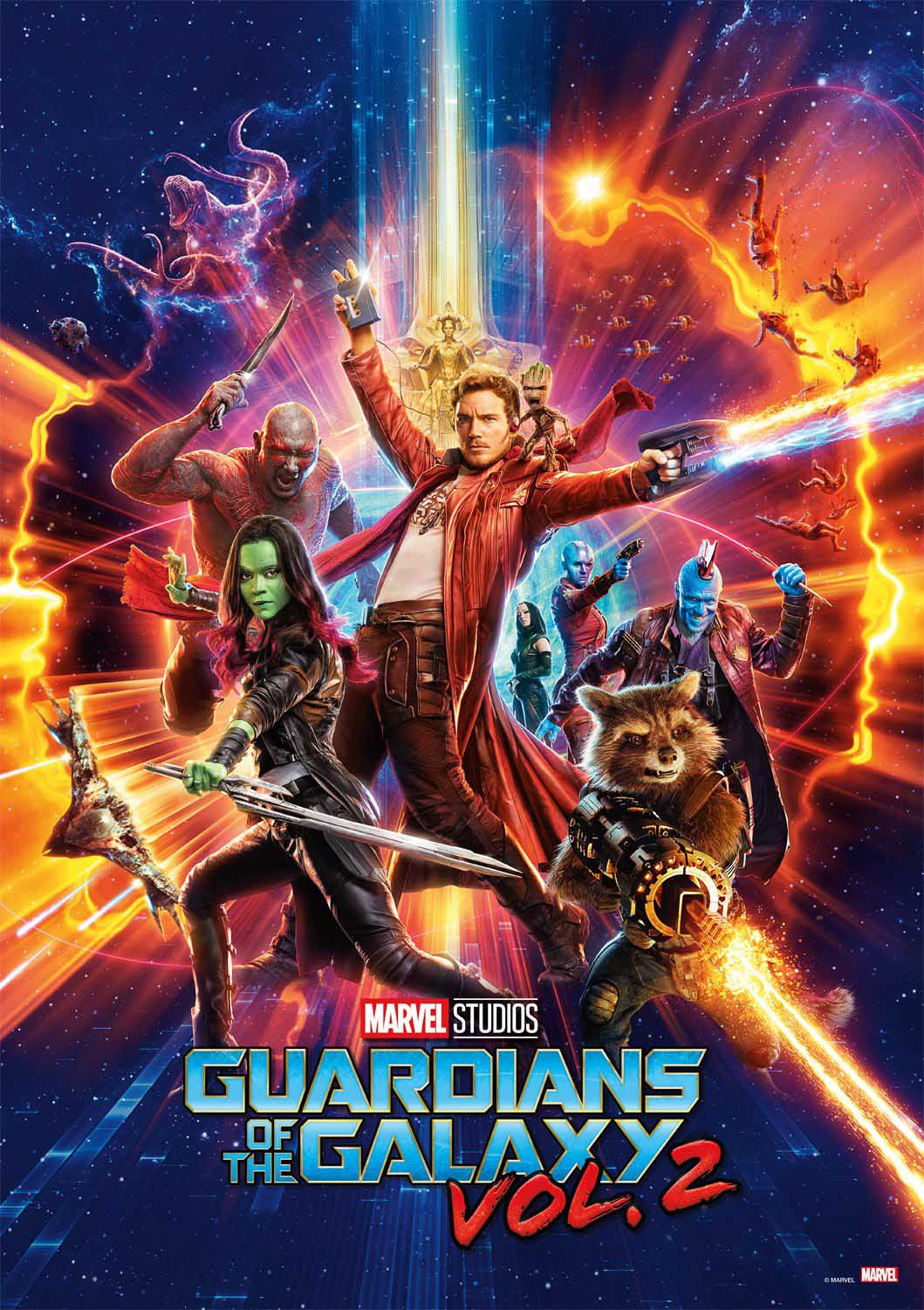 Guardians of the Galaxy Vol. 2 Movies / Books / TV Jigsaw Puzzle