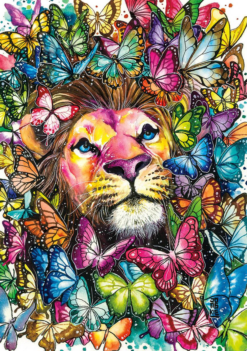 Pride of Color Fantasy Jigsaw Puzzle