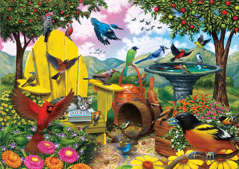 Hidden Birds Birds Hidden Images