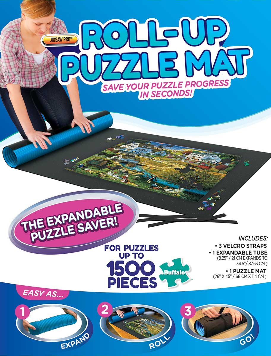 Roll-up Puzzle Mat