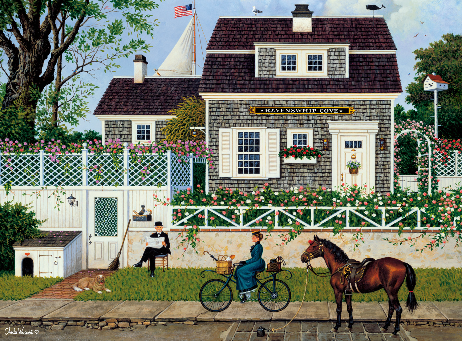 In Spring Jigsaw Puzzle