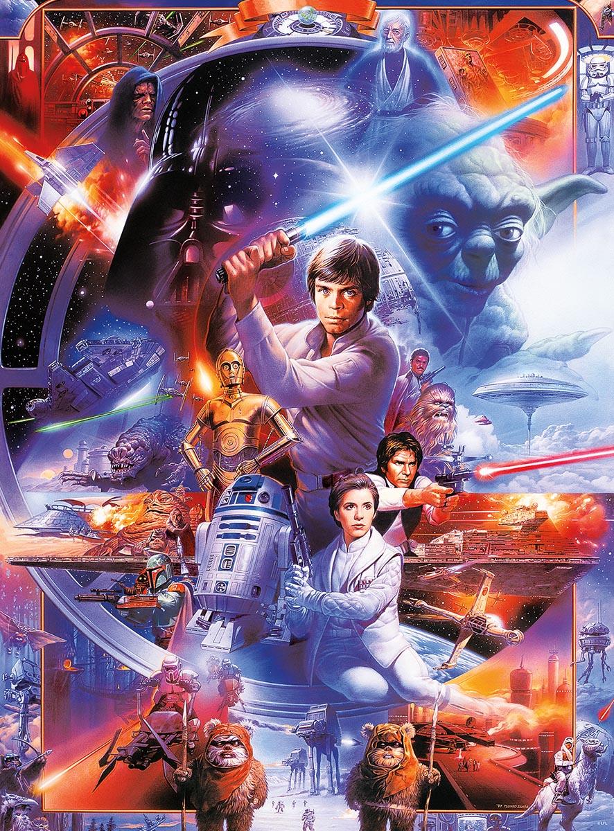 Impressive…Most Impressive Star Wars Jigsaw Puzzle