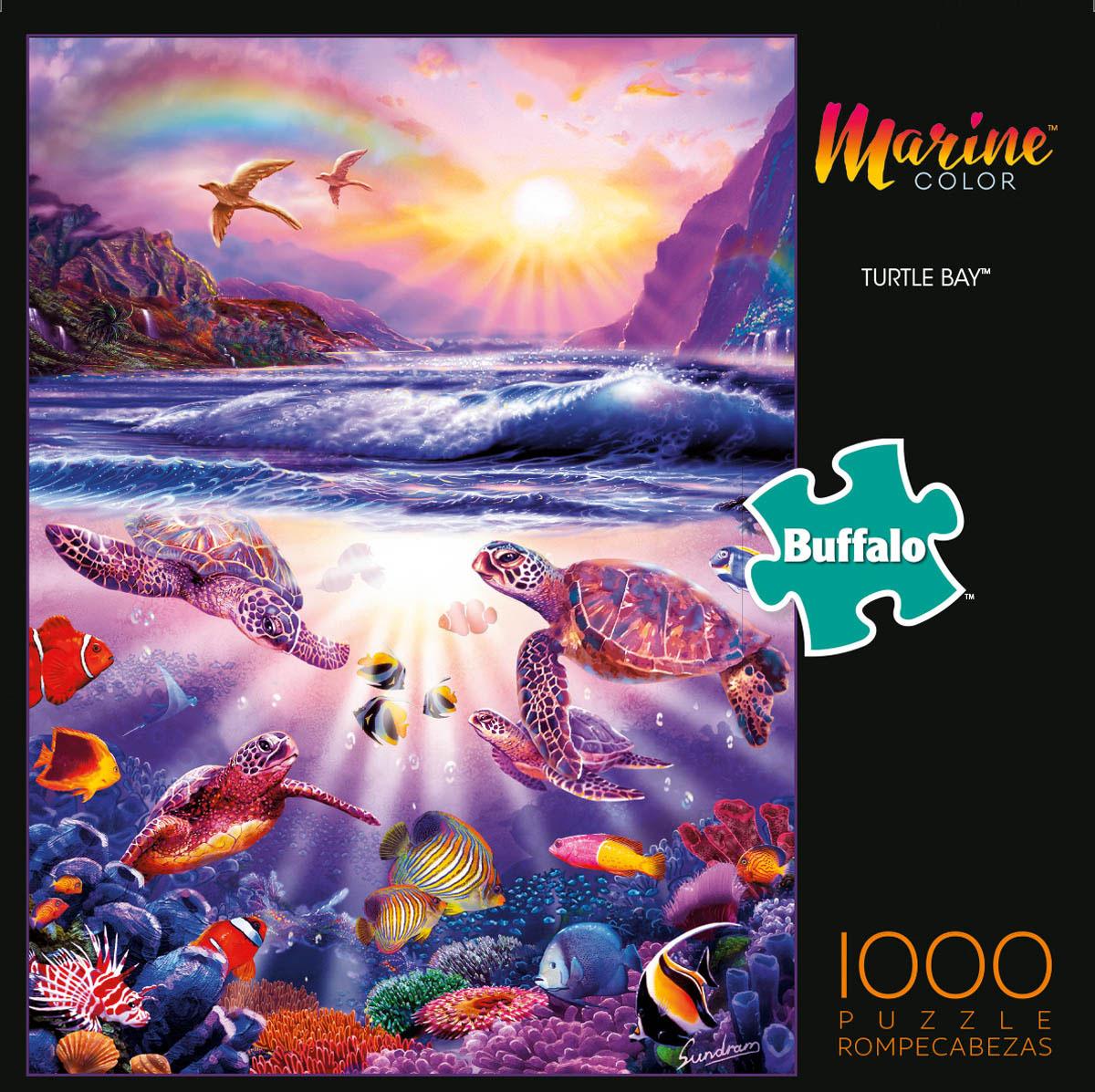 Turtle Bay Animals Jigsaw Puzzle