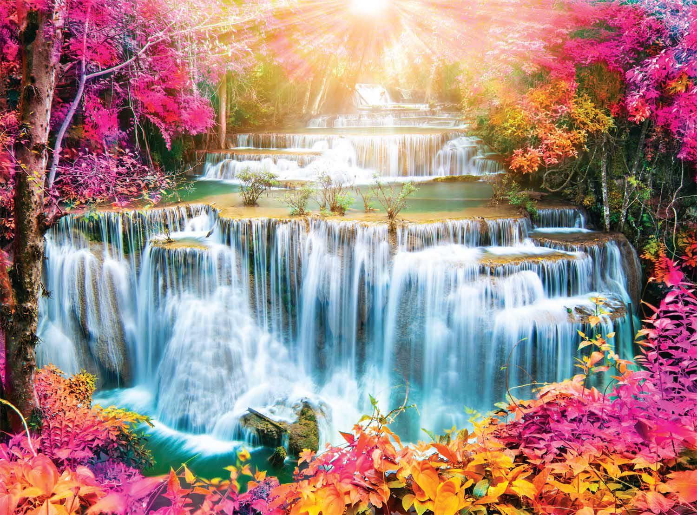 Chang Wat Kanchanaburi, Thailand Photography Jigsaw Puzzle