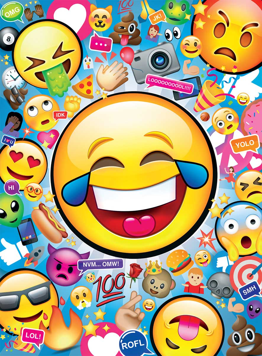 Emojis Graphics / Illustration Jigsaw Puzzle
