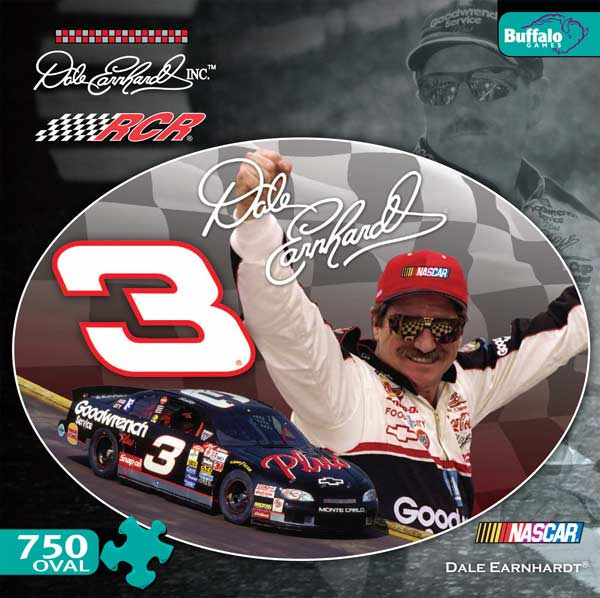Dale Earnhardt - Cameo Collection Cars Jigsaw Puzzle