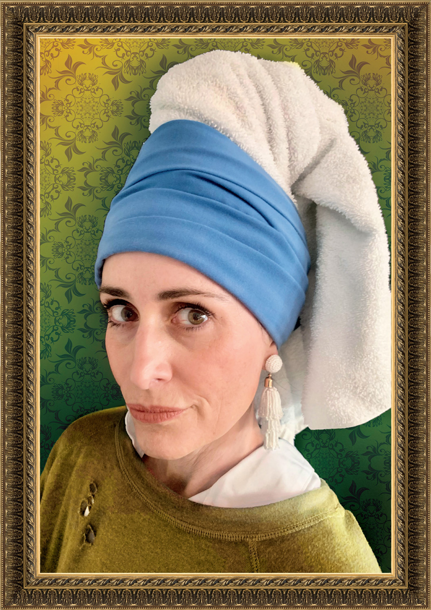 Girl With The Pearl Earring People Jigsaw Puzzle