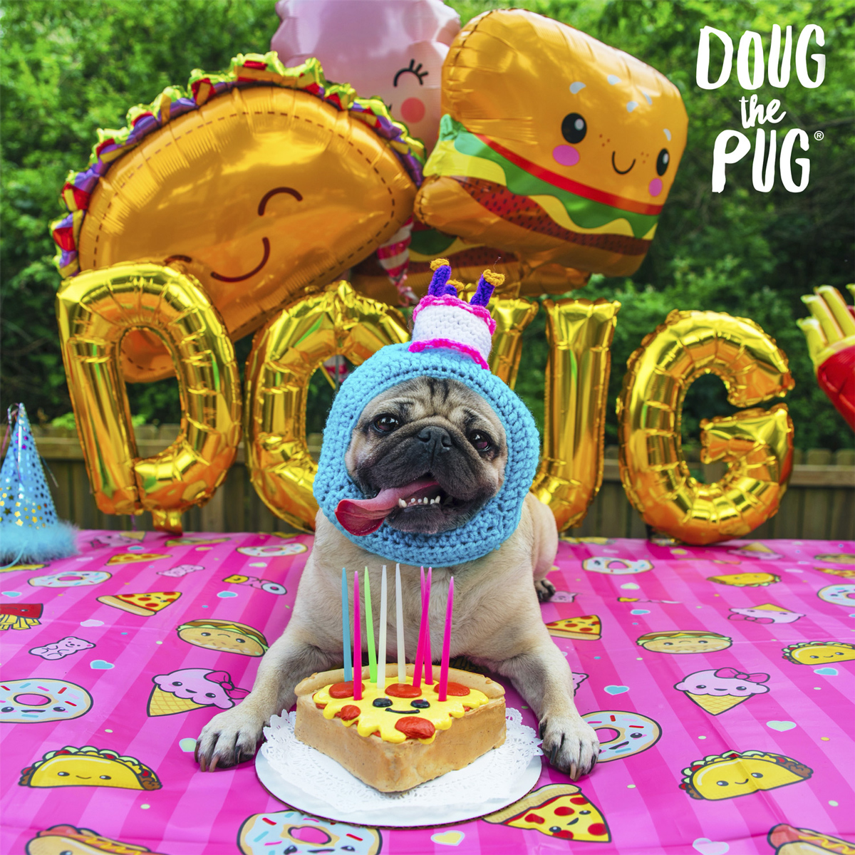 Birthday Party Doug Dogs Jigsaw Puzzle