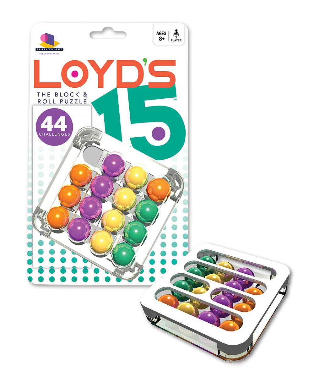 Loyd's 15 FOR ORDERING