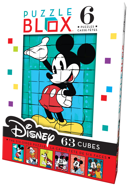 Disney Puzzle Blox Disney Children's Puzzles