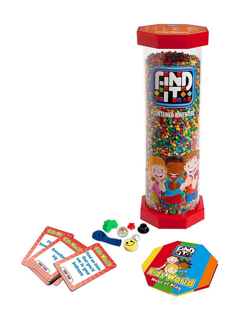 Find It - Kids World