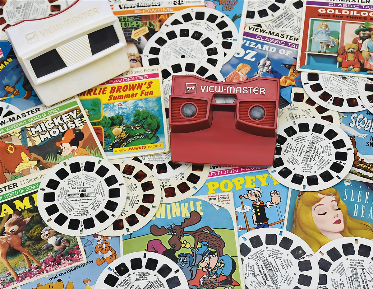 Keeping it Reel Nostalgic / Retro Jigsaw Puzzle