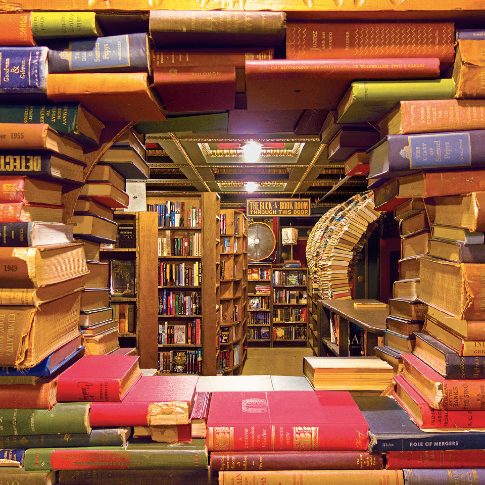 Book Shop Library / Museum Jigsaw Puzzle