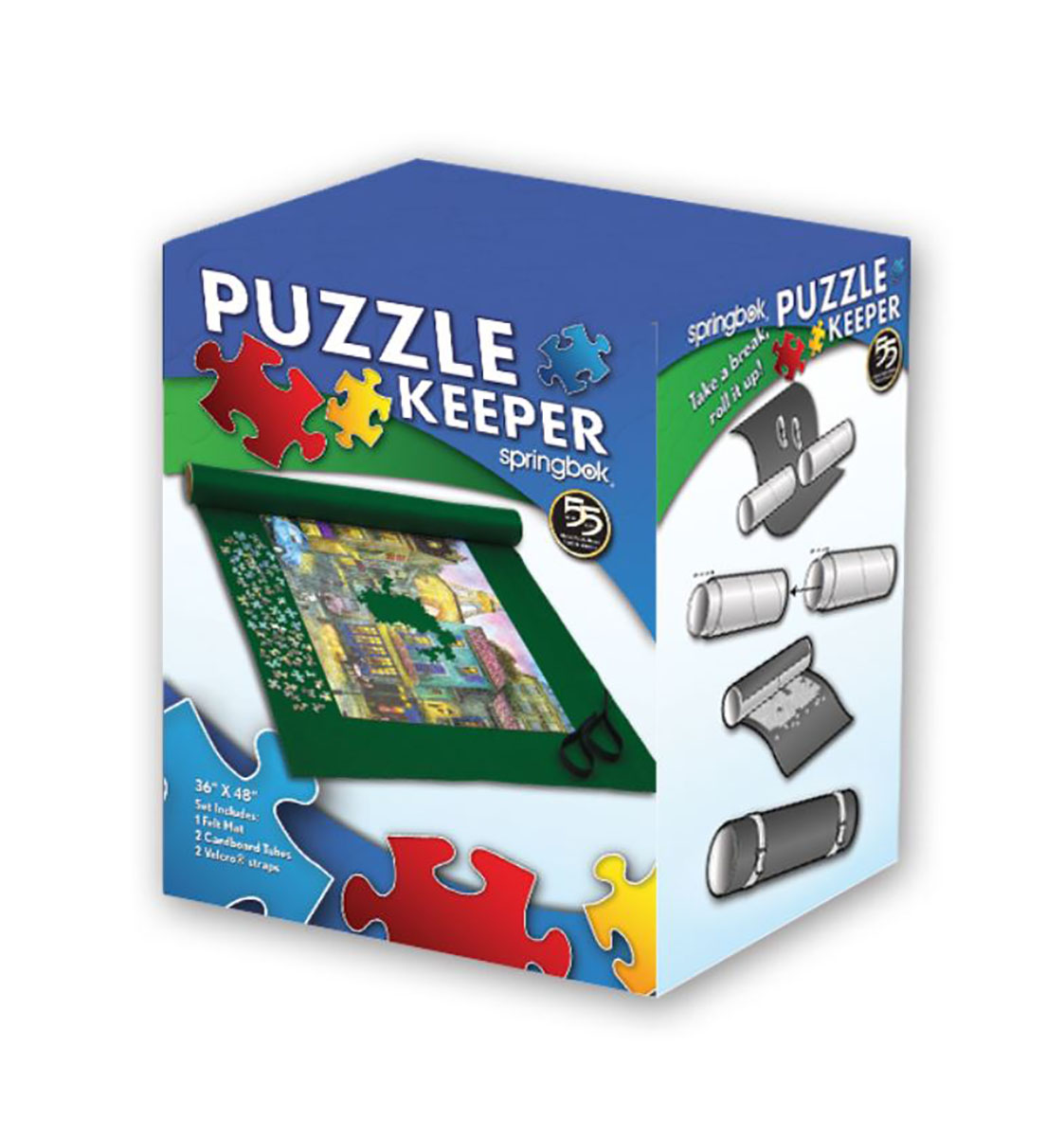 Puzzle Keeper - Jumbo (Up to 2,000 Pieces) 2000 and above