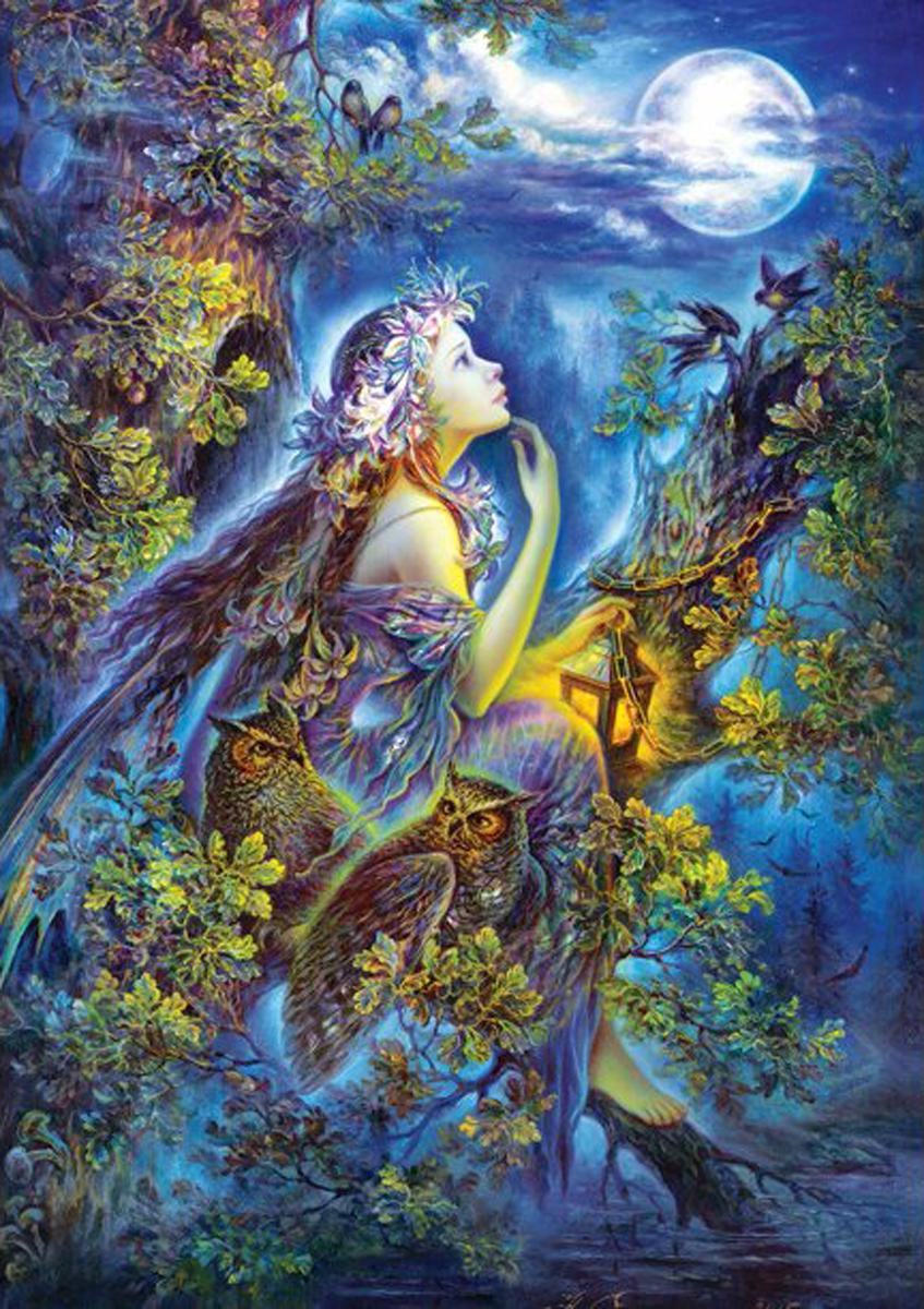 In My Dreams Fairies Jigsaw Puzzle