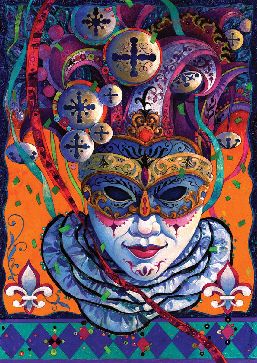 Carnival Fantasy Jigsaw Puzzle