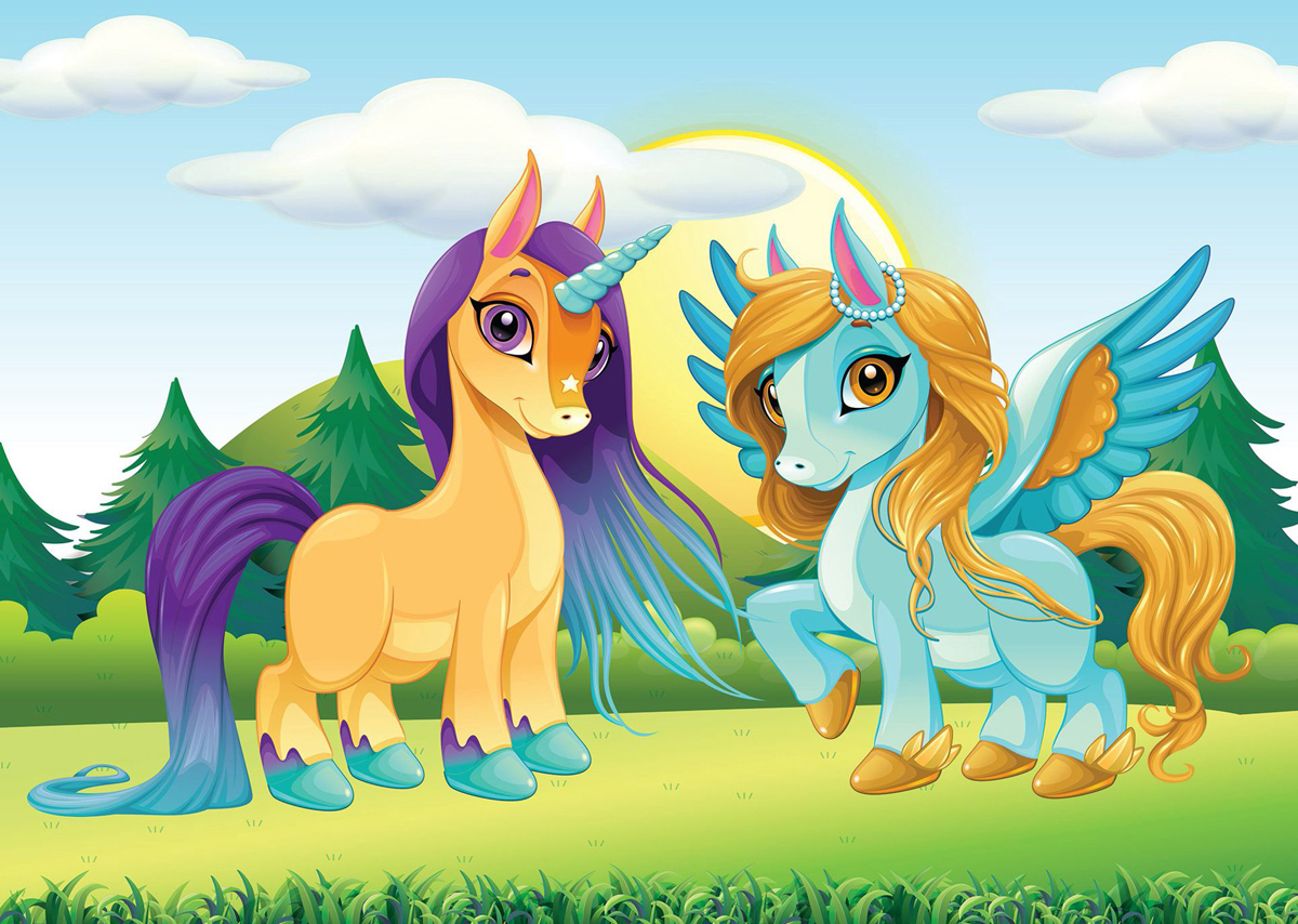 The Baby Pegasus Jigsaw Puzzle