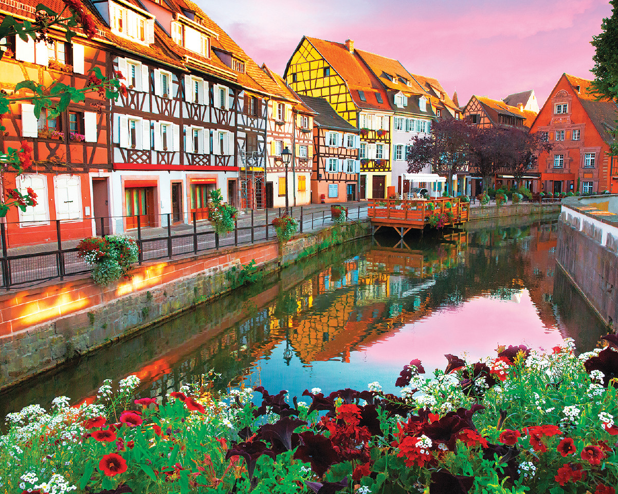 Colmar france jigsaw puzzle for Colmar pictures