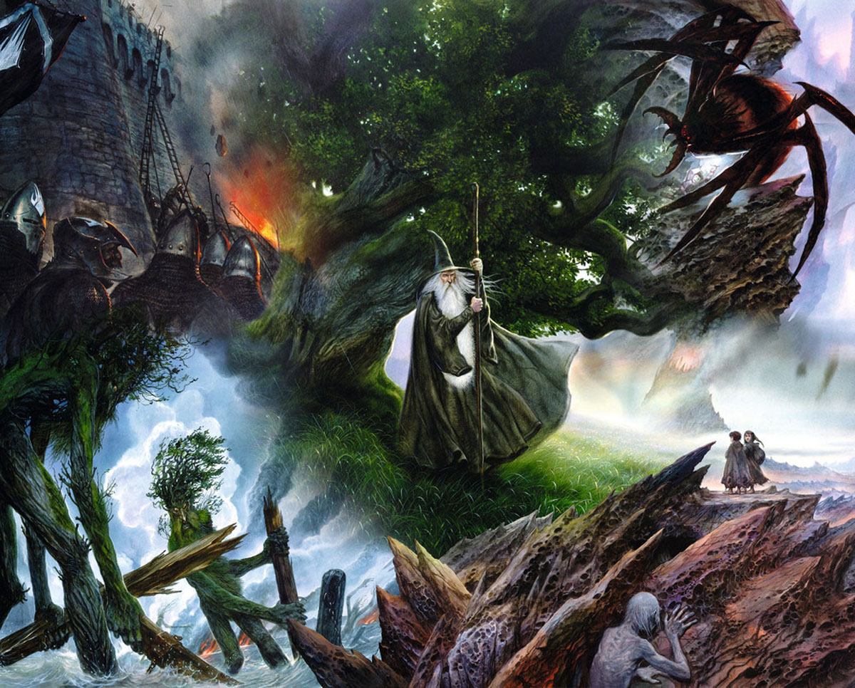 Lord of the Rings Fantasy