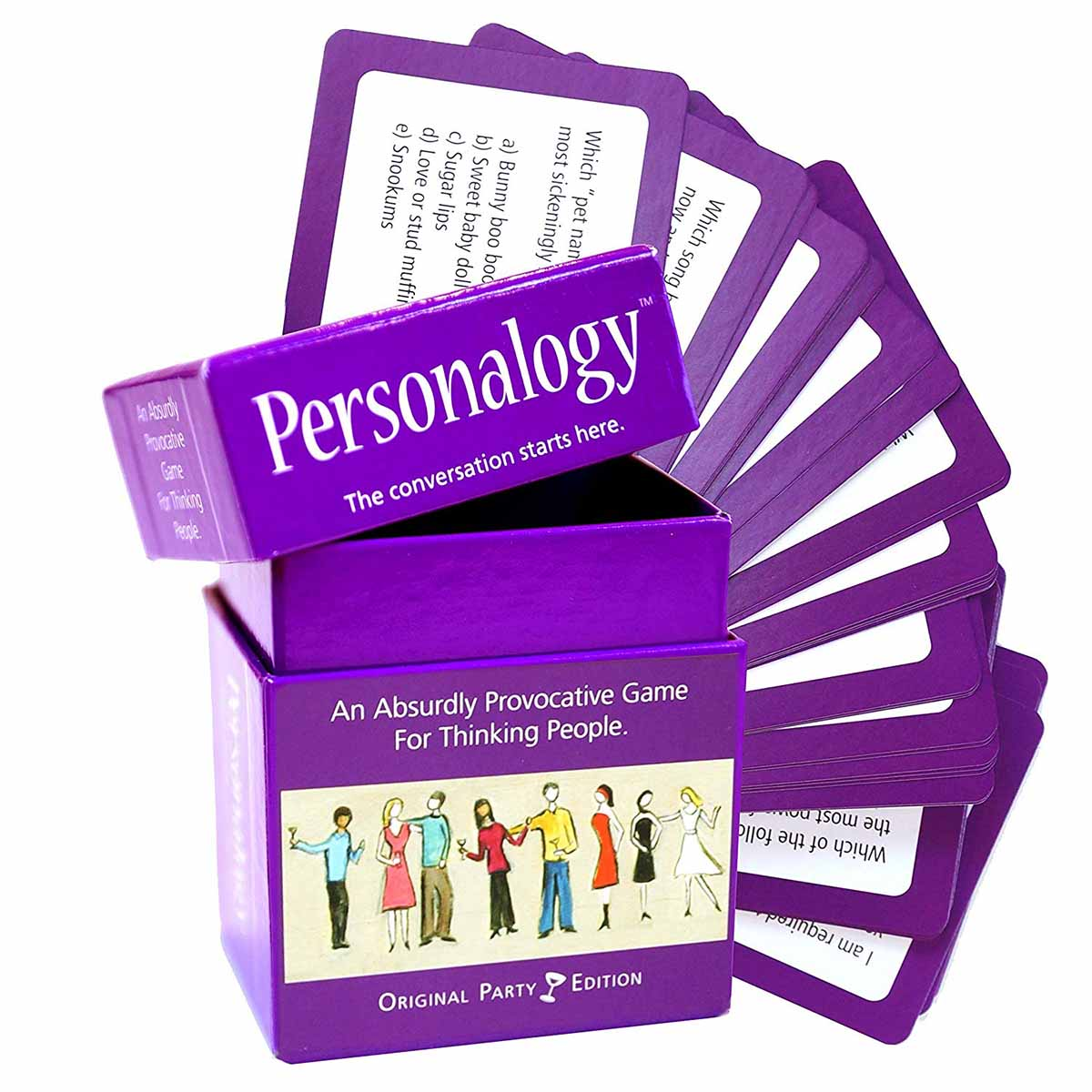 Personalogy Party