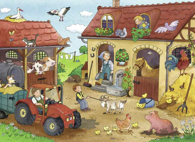 farm life chores Socializing, traditions and chores for rural farm  accounts tell the story of the traditions and chores of farm life in rural america before many of.