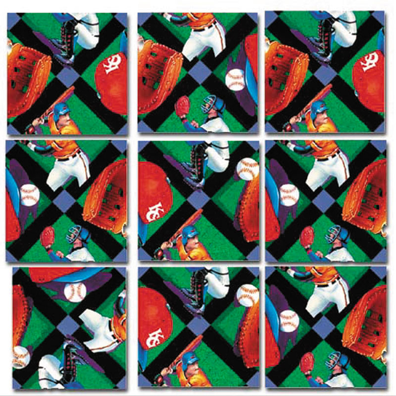 Baseball Sports Jigsaw Puzzle