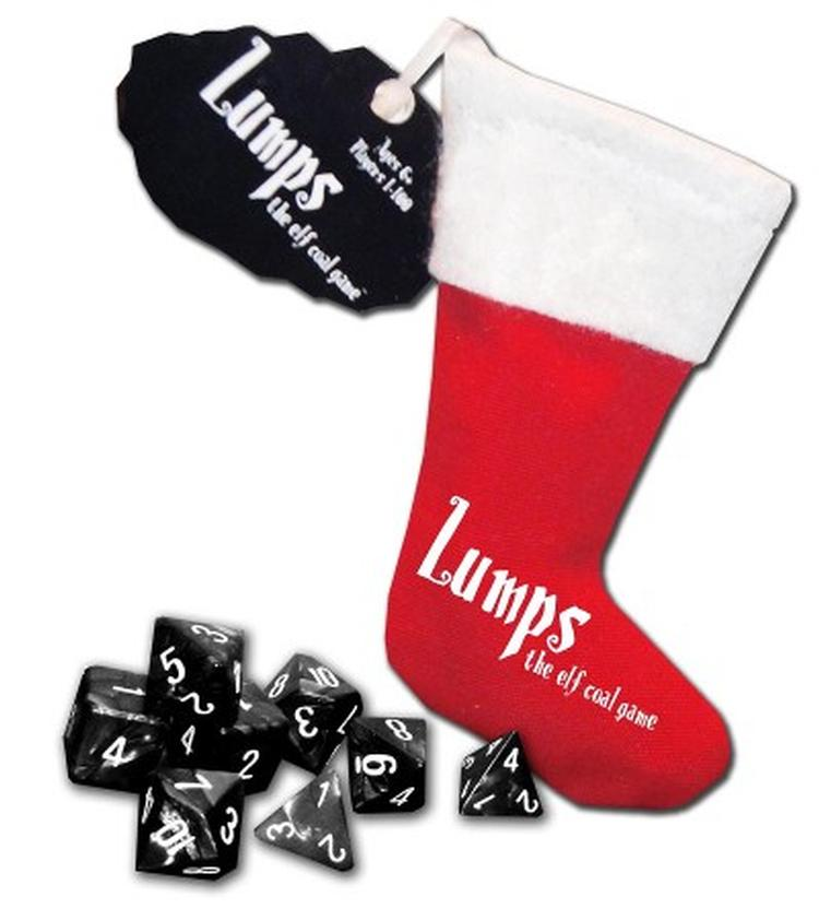 Lumps, the Elf Coal Game (2nd ed.) Game