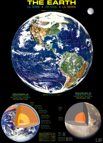 The Earth Science Jigsaw Puzzle
