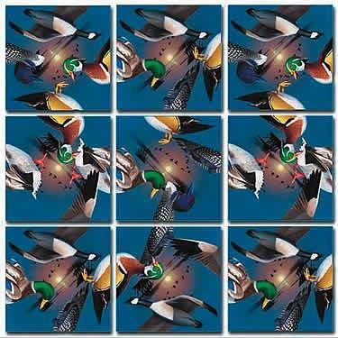 Water Birds Birds Jigsaw Puzzle