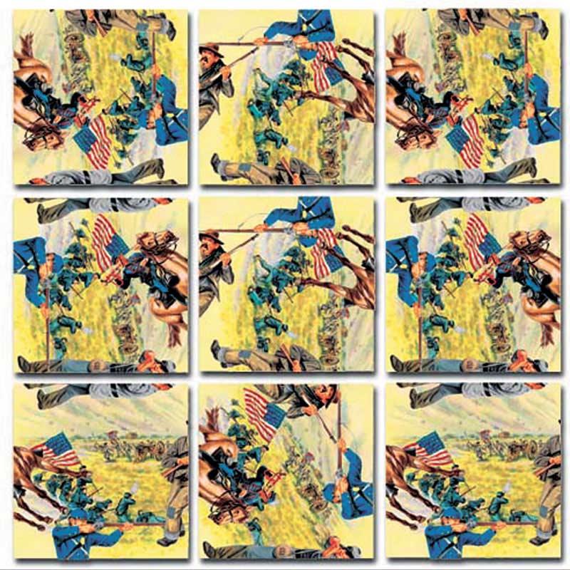 Civil War History Jigsaw Puzzle