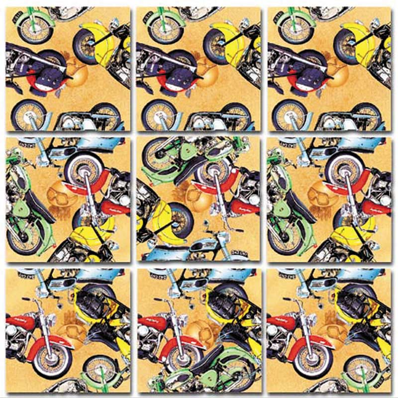 Classic Motorcycles Motorcycles Children's Puzzles