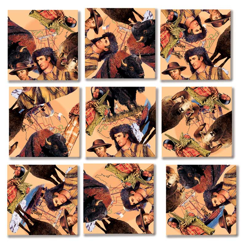 Lewis & Clark History Jigsaw Puzzle