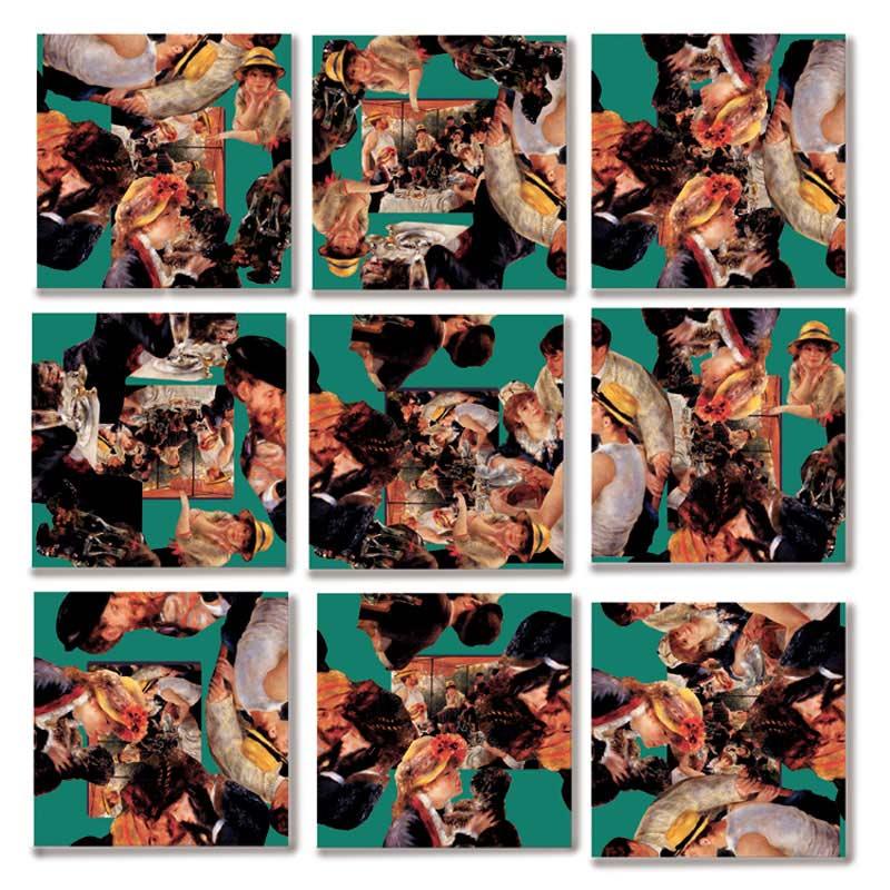 Renoir Impressionism Children's Puzzles