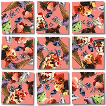 Ice Cream, You Scream Sweets Jigsaw Puzzle